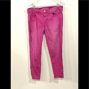 American Eagle | Colored Skinny Jeans~12